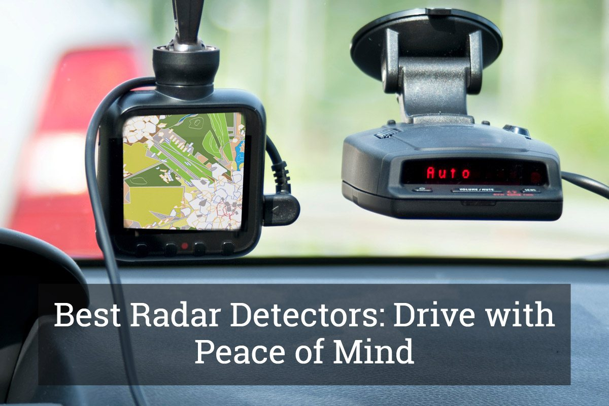 15 Best Radar Detector 2019 - Reviews & Comparison | DotFu
