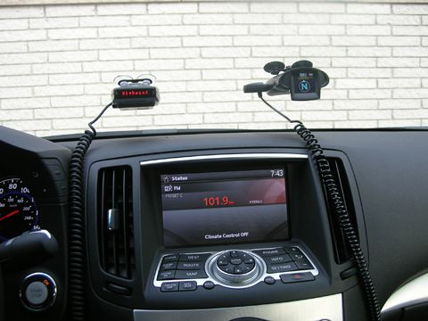 radar Detector ratings