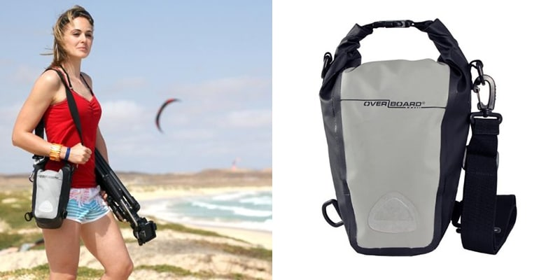 OverBoard Waterproof Roll-Top SLR Camera Bag