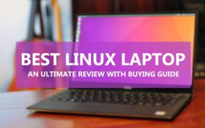 Best Linux Laptop