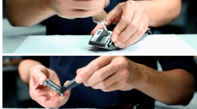 Electric Shaver Maintenance
