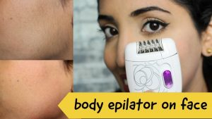 Best Face Epilator