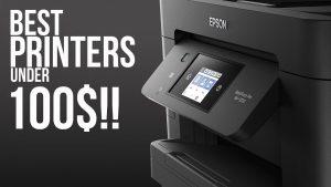 Best Printer Under $100