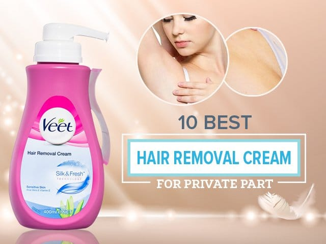 Best Hair Removal Cream