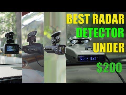 Best Radar Detector Under $200