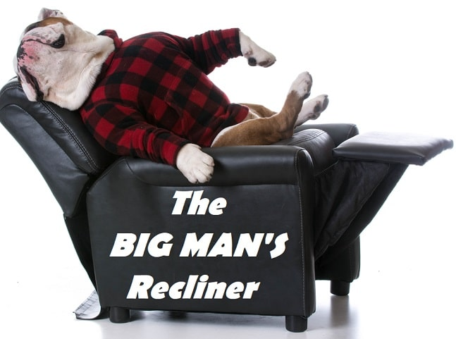 Best Recliner for Big and Tall Men